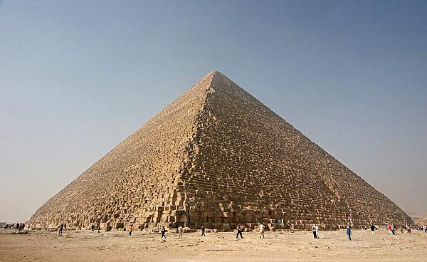 Владимир Гарматюк: Пирамида Хеопса, как «русская матрешка» состоит из трех пирамид трех фараонов