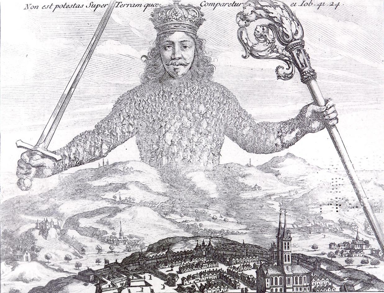 Виктор Вольский: Человек и Левиафан, или Государство – необходимое зло