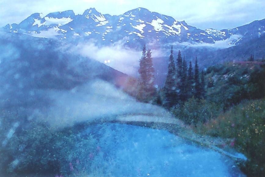 Белла Езерская: Аляска