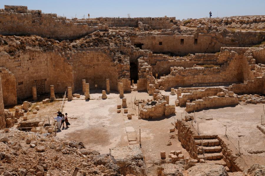 Эвелина Гельман: Уроки практического сионизма: как доехать за 20 минут от Гуш-Эциона до Мертвого моря?