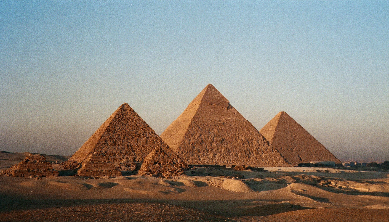 Леонид Шейнин: Египетские пирамиды: демографические проблемы