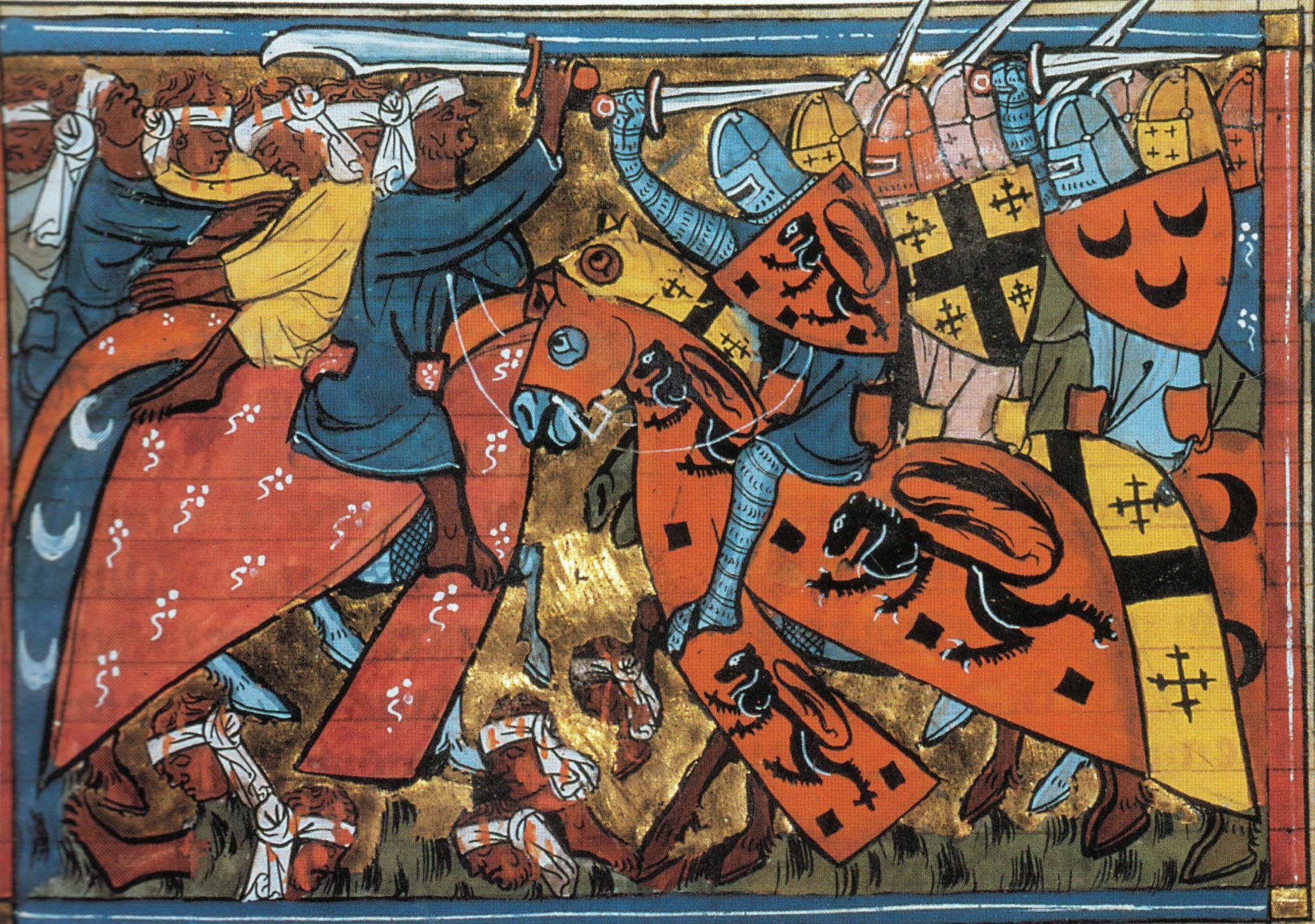 Леонид Шейнин: Крестовые походы, или Как Eвропа освобождалась от вооружённых бездельников