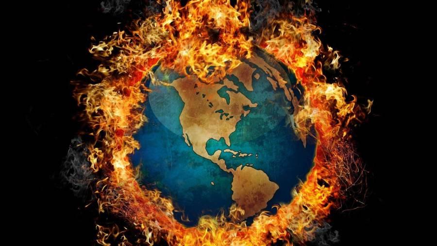 Виктор Вольский: Проклятый вопрос, или Глобальное потепление — реальность или миф?