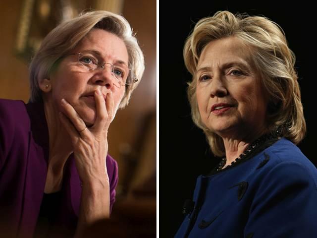 Виктор Вольский: На рогах дилеммы: Клинтон или Уоррен?