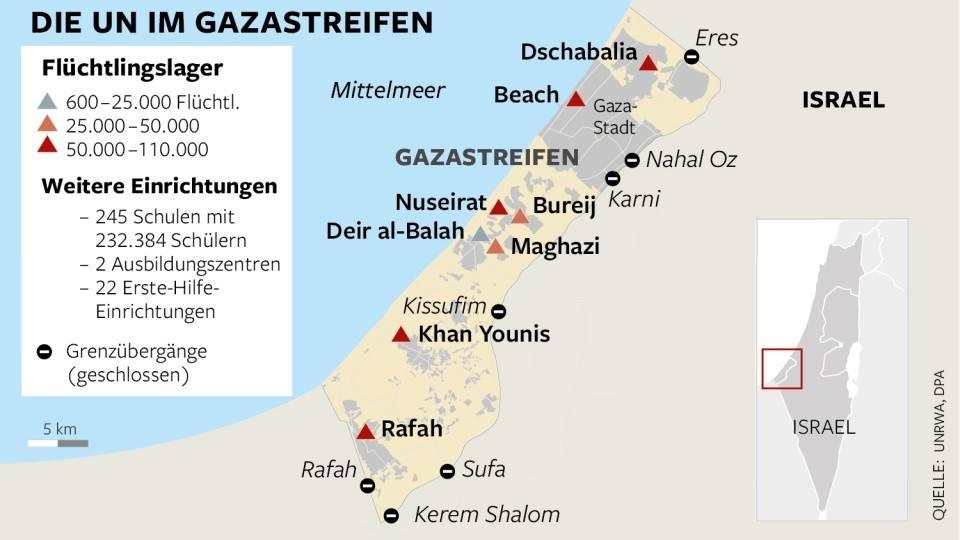 Гил Ярон: Сомнительная роль ООН в секторе Газа. Перевод с немецкого Леонида Комиссаренко