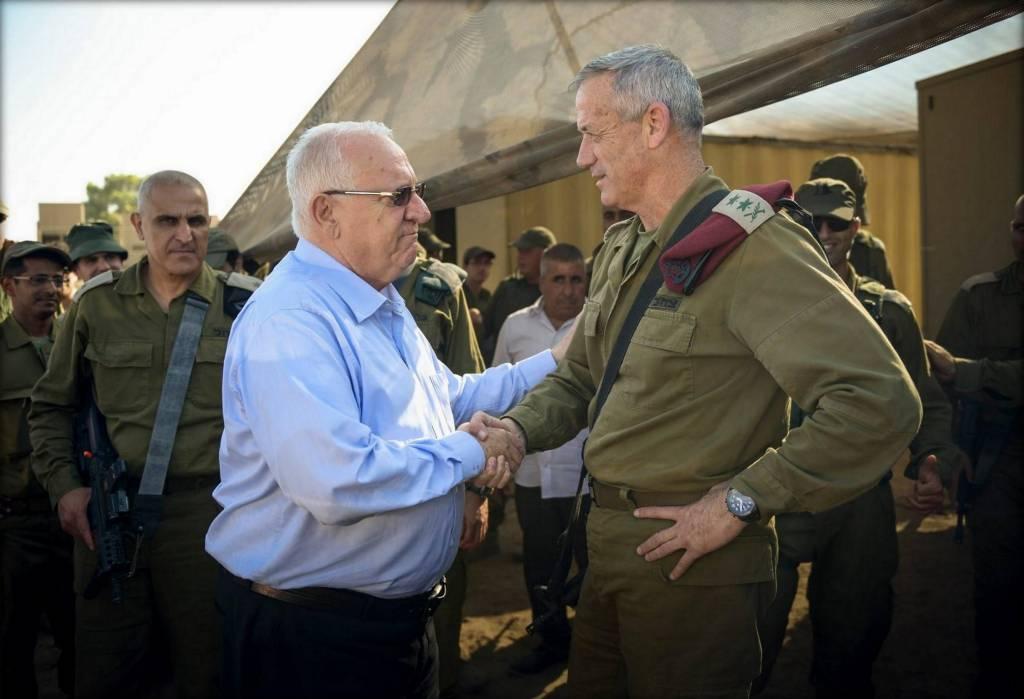 Марк Фукс: Реувен Ривлин, десятый президент Государства Израиль (Биографическая справка)