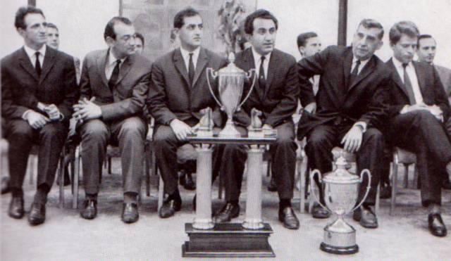 Фидель играет в шахматы