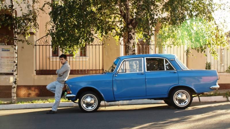 Марк Фукс: Автомобили моего детства