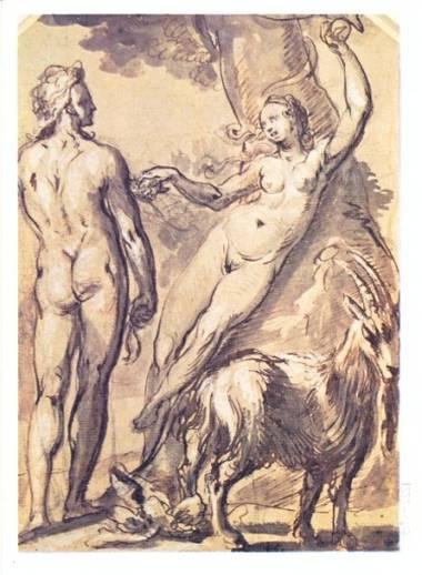 Семён Талейсник: Козы и козлы в рисунках и на картинах художников (галерея к Году Козы)