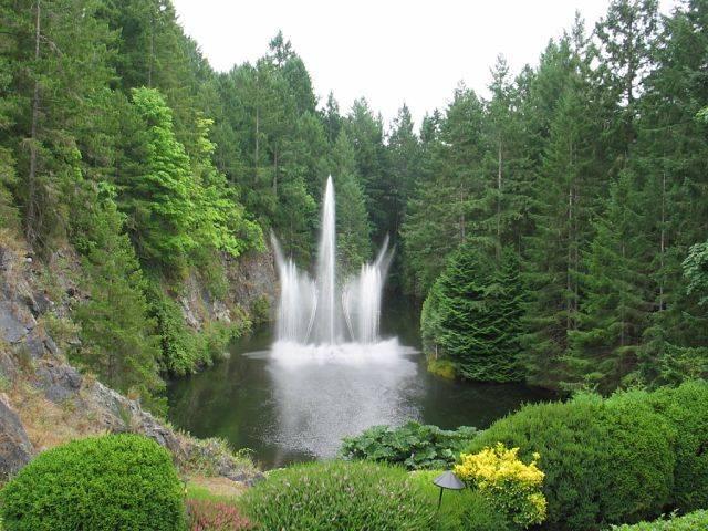 Грандиозные мировые водопады