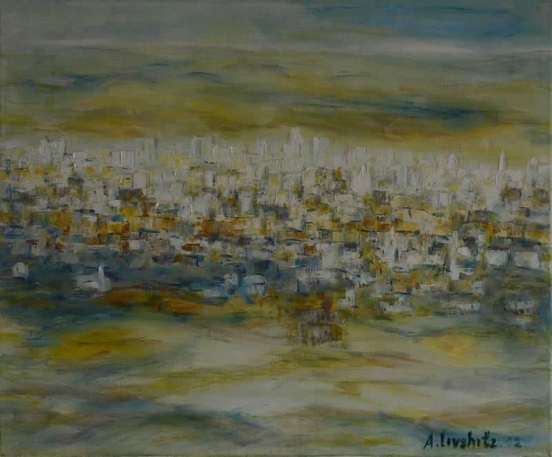 Аркадий Лившиц: Иерусалим