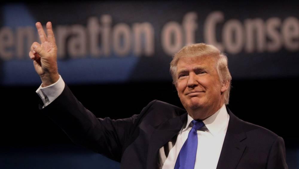 Виктор Вольский: Прогулки по минному полю, или Кандидат Дональд Трамп