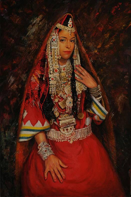Галина Подольская: Йеменские красавицы: Идеалы времени и эталоны моды в живописи Андриана Жудро