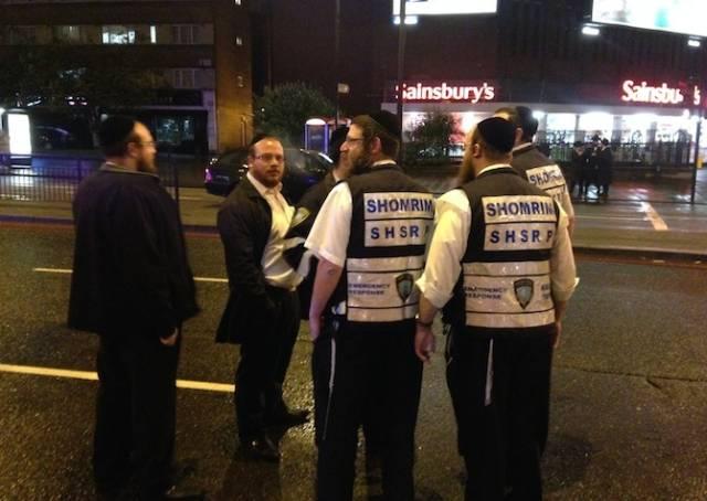 Табби Киндер: В патруле с ортодоксальными евреями Северного Лондона, борющимися с преступностью. Перевод с английского Юрия Ноткина