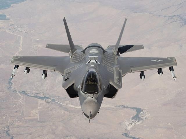 Владимир Янкелевич: Знакомьтесь — F-35I «Адир», или Чем достигается прочный мир с соседями