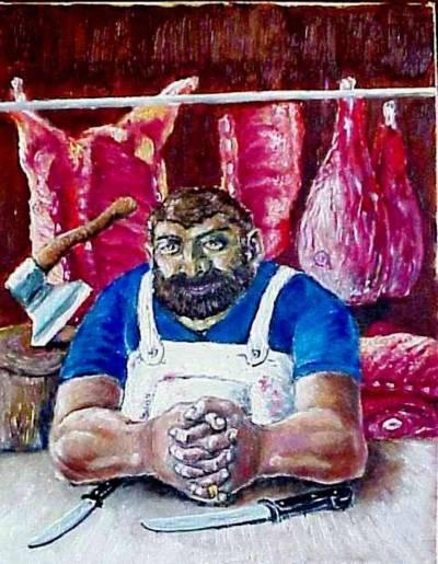 Марк Шехтман: Мастера своего дела (картинки с выставки)