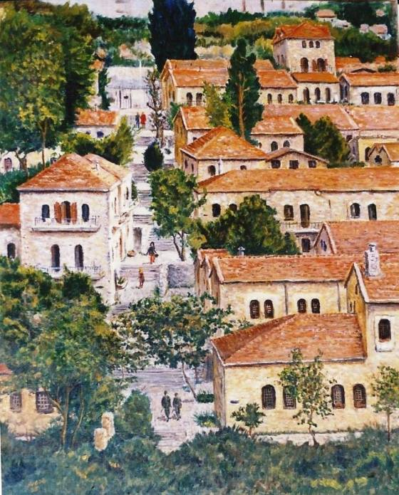Марк Шехтман: Прогулки по Иерусалиму