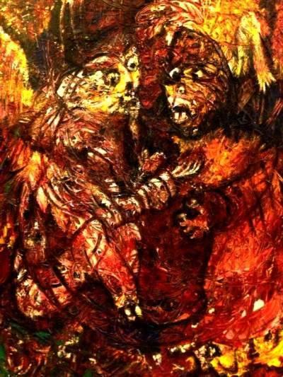 Нина Косман: Стихи и картины