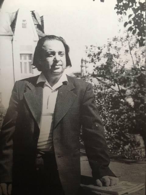Феликс Кривин, Ужгород, 70-е годы