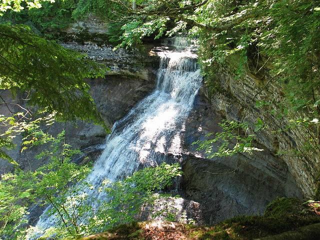 Водопад Chapel Falls