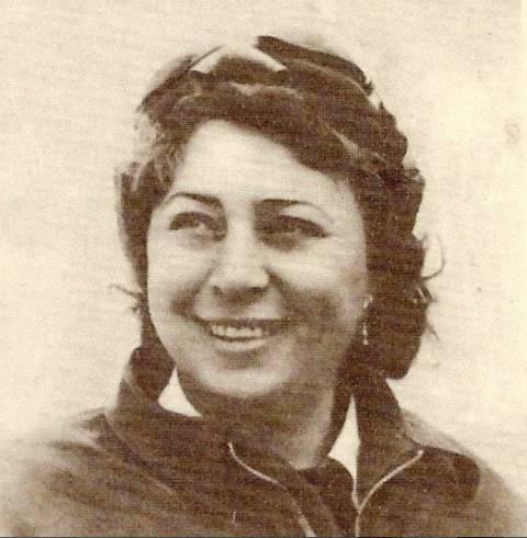 Рита Раценская