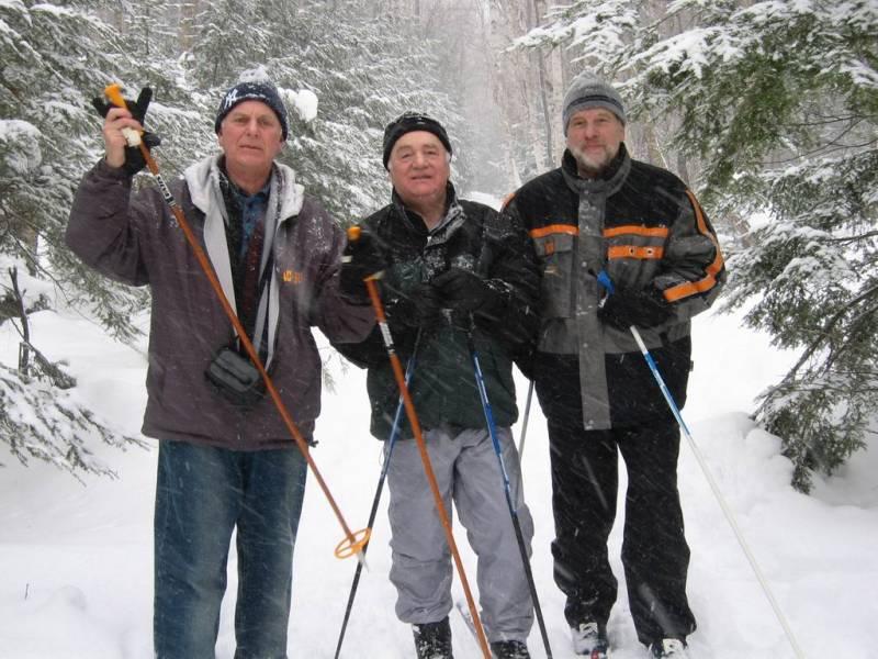 2004, февраль, Лейк-Плесид, А.Мессерер, А. и В. Матлины