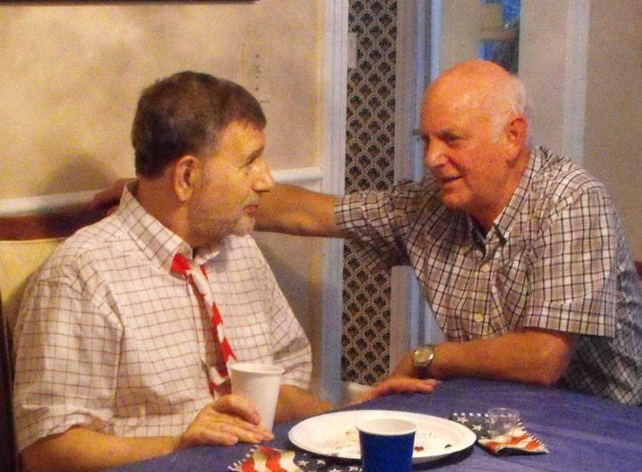 2010, Азарий с Владимиром Матлиным