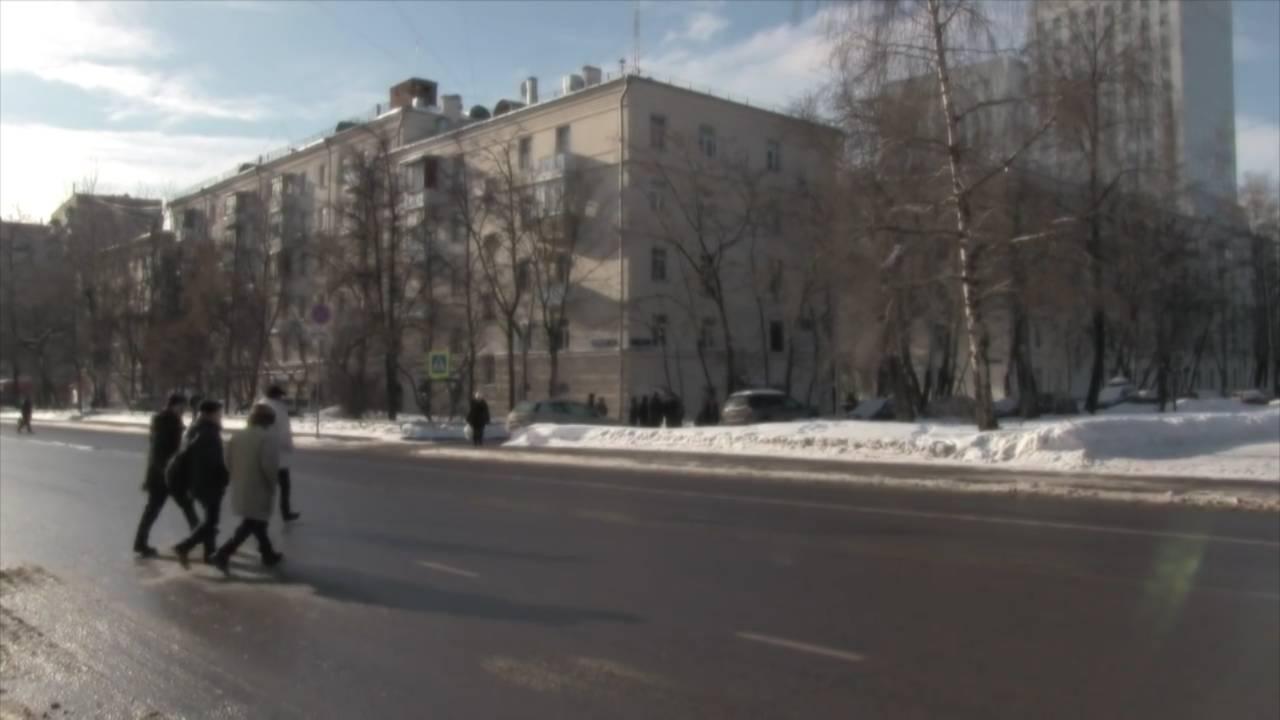 Дом (из видео Олега Дормана, с разрешения автора)