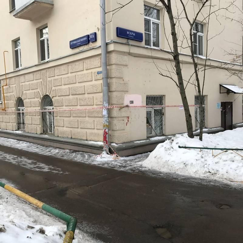 Дом с адресной табличкой (фото Иосифа Адельского)