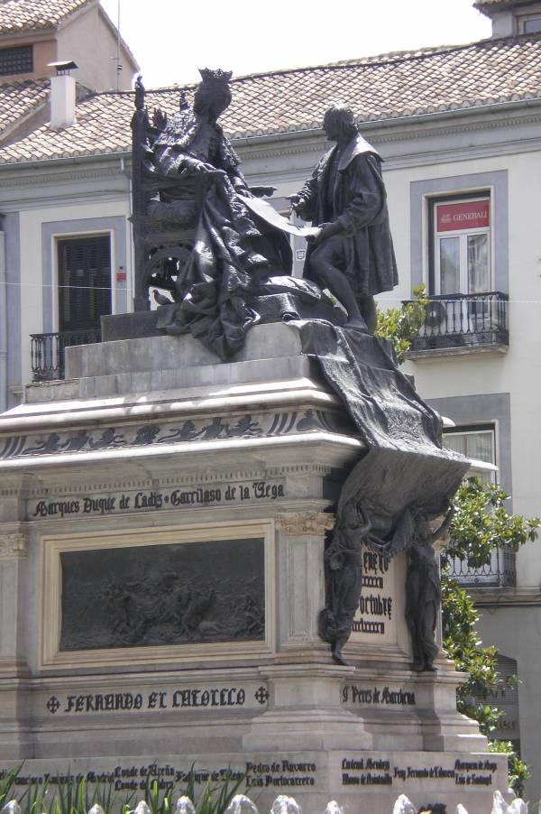 Колумб и Изабелла