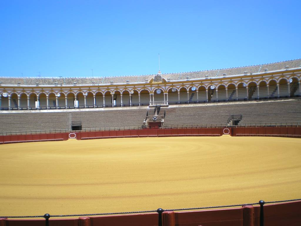 Арена для боя быков «Маэстранса»