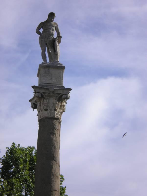 Отец-основатель Севильи Геракл