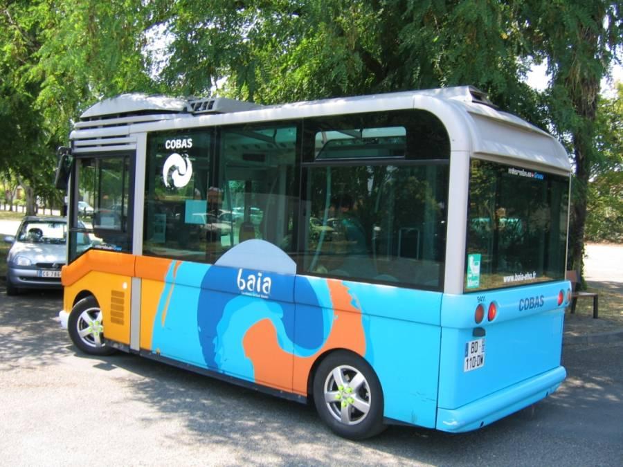 Автобусы «Baïa». Топливо — газ!