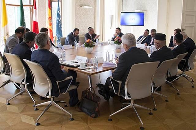 Встреча духовных лидеров иудаизма и ислама в Вене