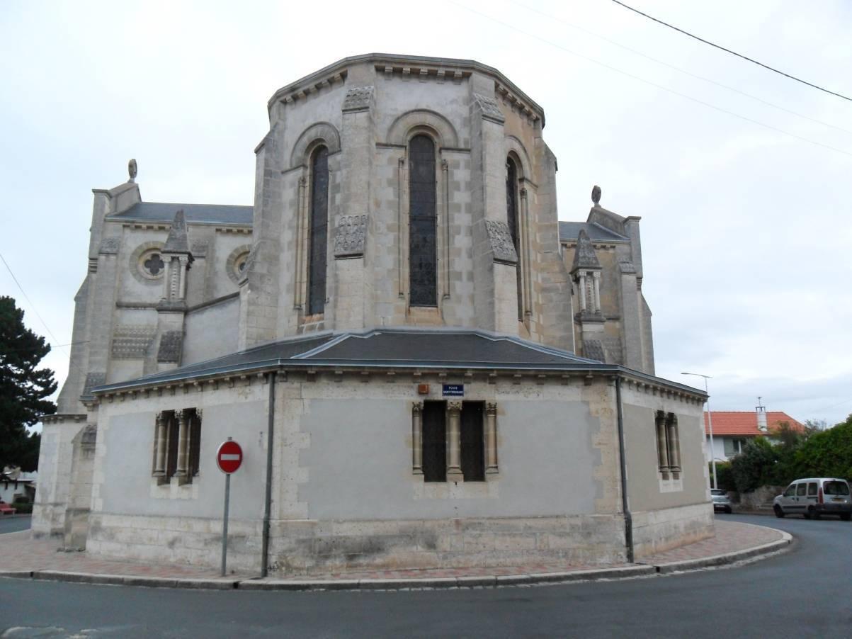 Церковь св. Фердинанда в Ville d'Automne