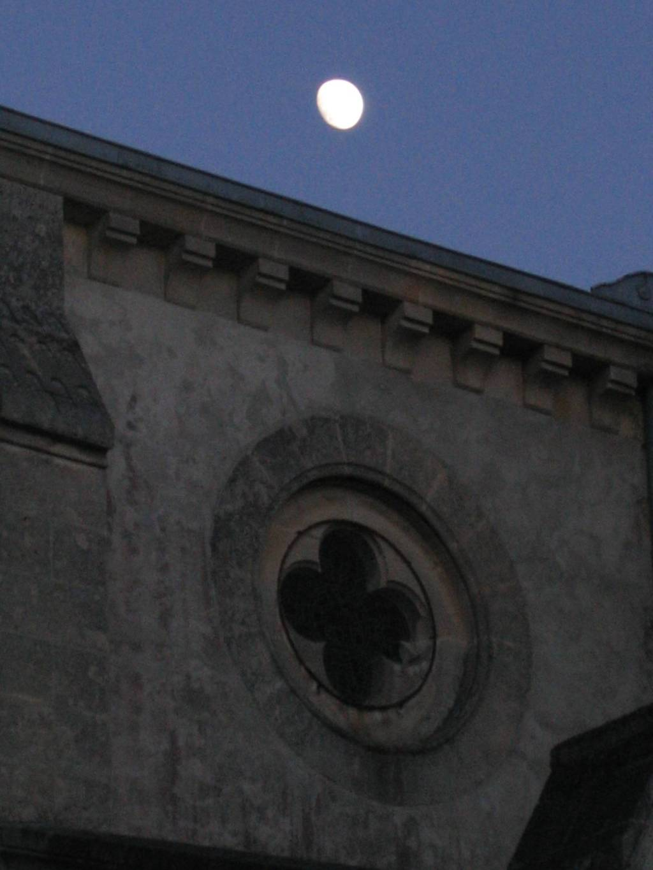 Луна и крест… Церковь св. Фердинанда в Ville d'Automne