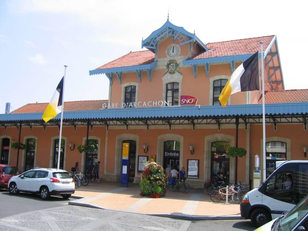 Вокзал Аркашона