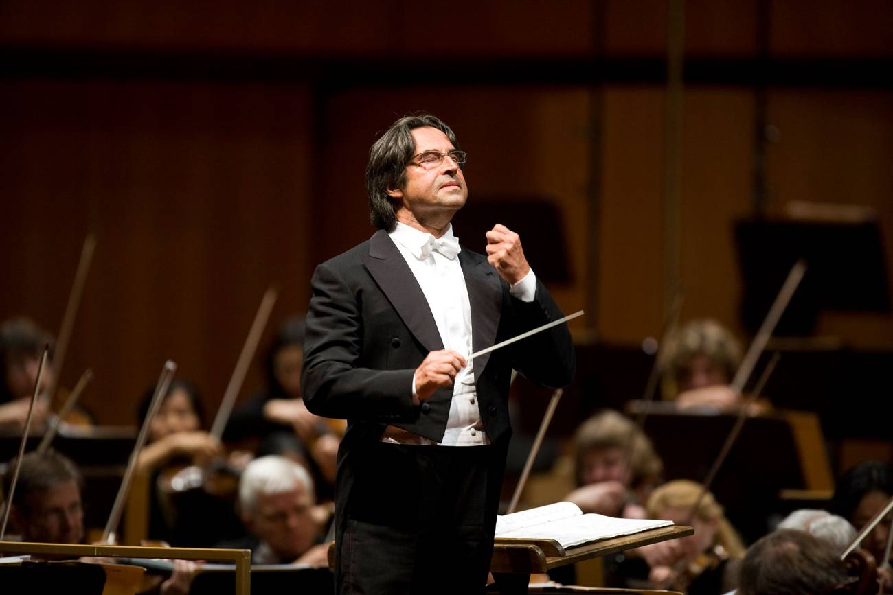 Риккардо Мути и Чикагский симфонический оркестр
