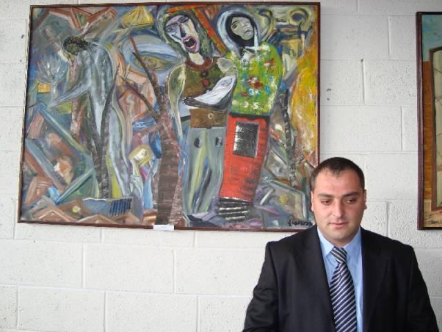 [Дебют] Вачаган Погосян: Холокост
