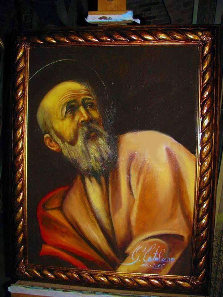Святой Матфей (Santo Matteo)