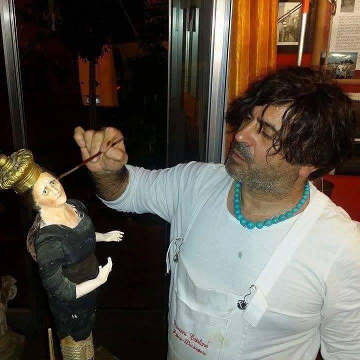 Джованни Каталано — художник-реставратор
