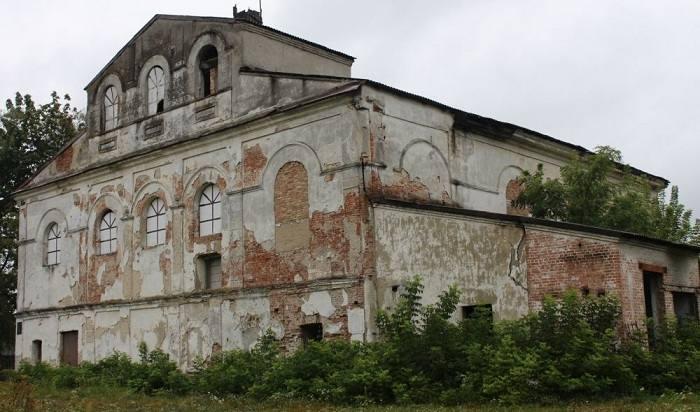 Кобринская синагога