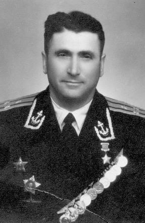 Самуил Нахманович Богорад