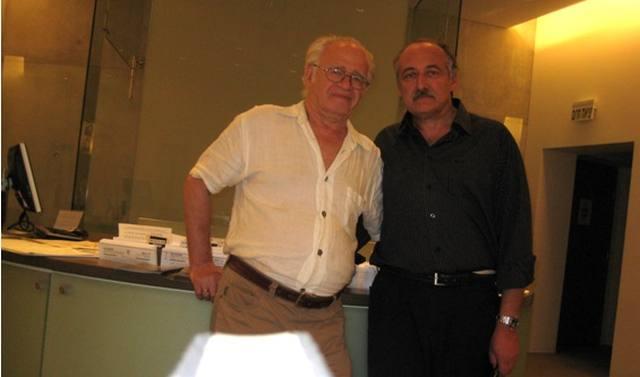 С Ароном Шнеером