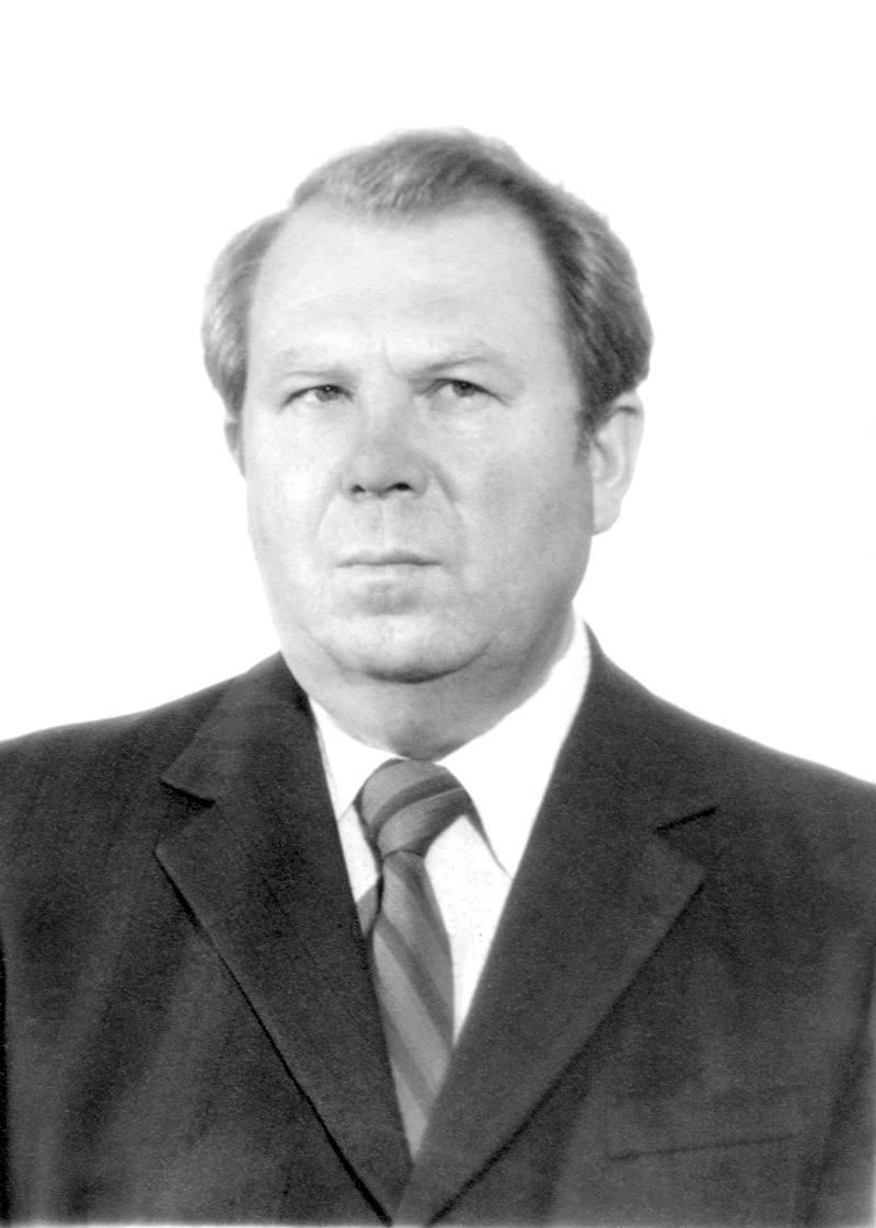 А.И. Шерекин — главный контролёр