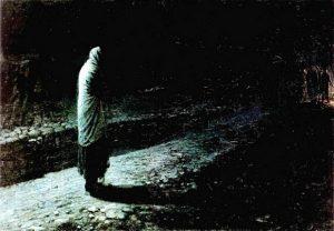 Николай Ге (19 век). «Совесть. Иуда»