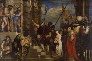 Tициан (1490 -1576 гг.) Се, человек!