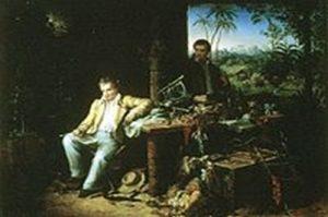 Александр Гумбольдт и Бонплан на Амазонке