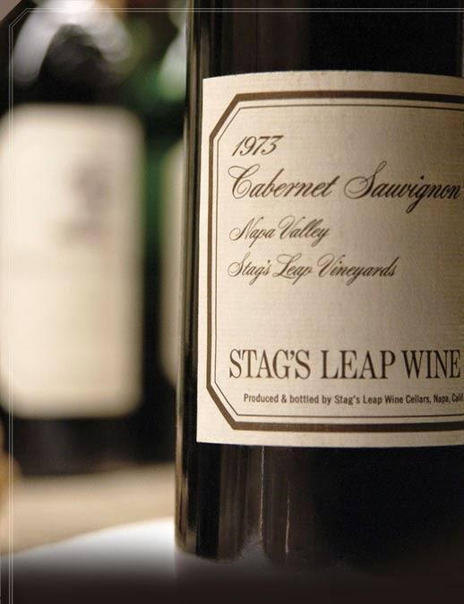 "Легендарное вино, победившее на ""Парижском суде 1976 года"""