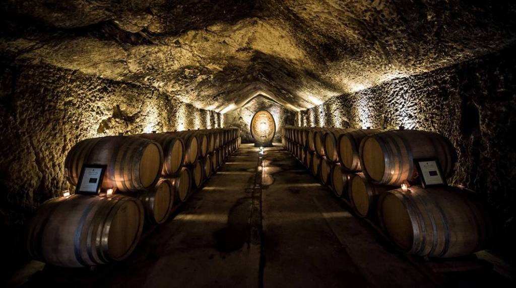 Хранилища для вина в Буена Виста
